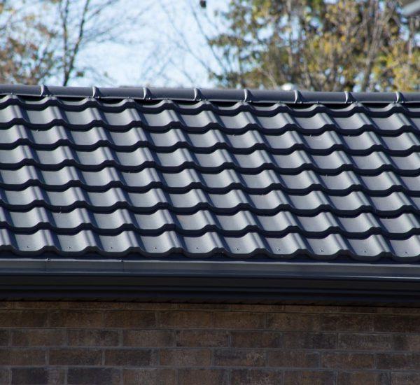 Supre metal roof tiles