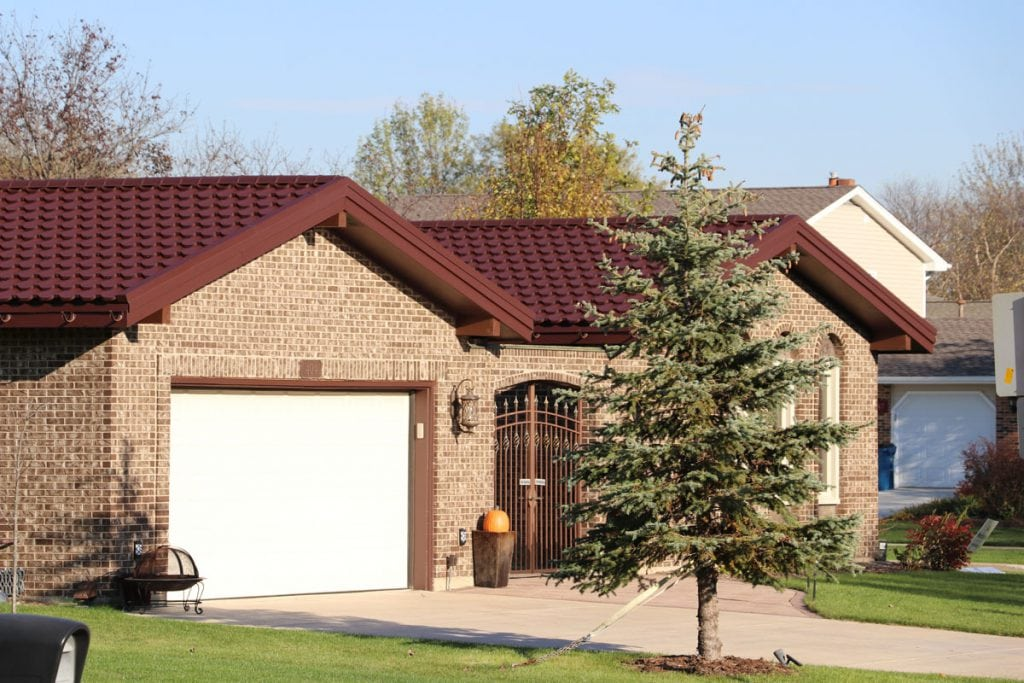 Supre metal roofing by Worthouse