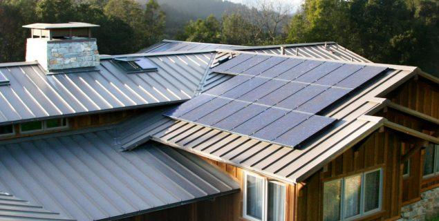 solar panels by Worthouse