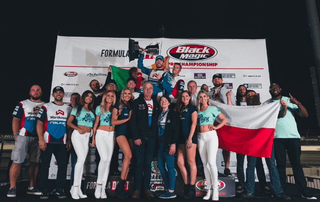 james dane 2018 formula drift champion