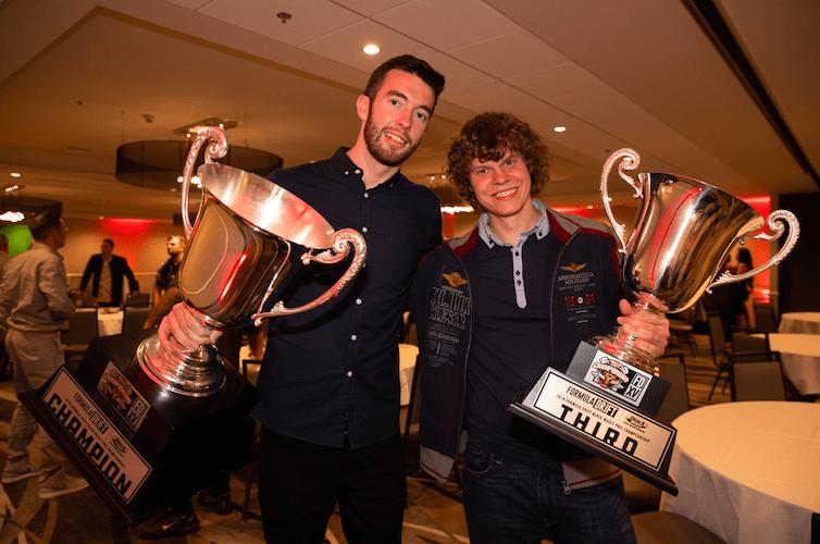 james dane and piotr wiecek drift champions 2018