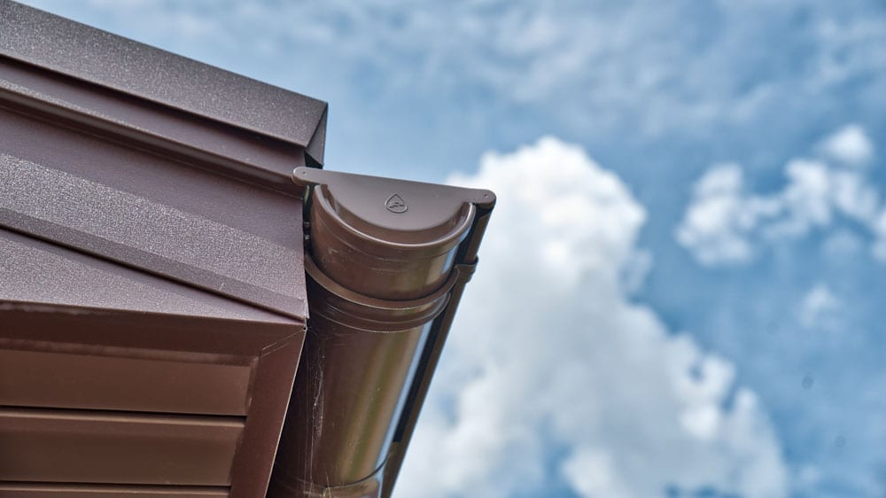 Metal Gutter System Worthouse